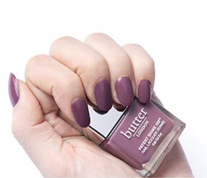Fall Nail Colors - Butter London in Toff