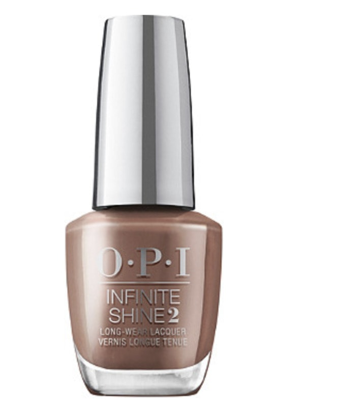 Fall Nail Colors - OPI Espresso Your Inner Self