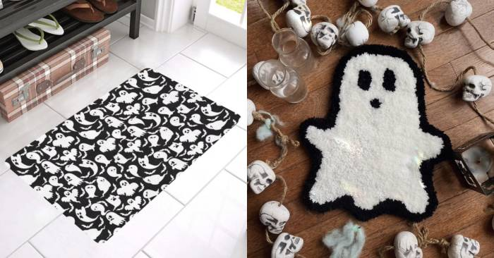 Ghost Rugs