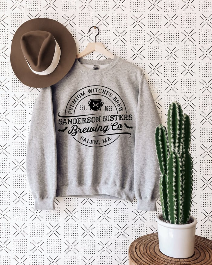 Hocus Pocus Gifts - Sanderson Sisters Brewing Co Sweater