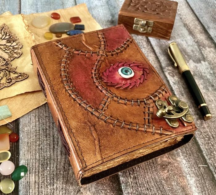 Hocus Pocus Gifts - Spell Book notebook