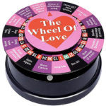 Sex Games for Couples - The Wheel of love