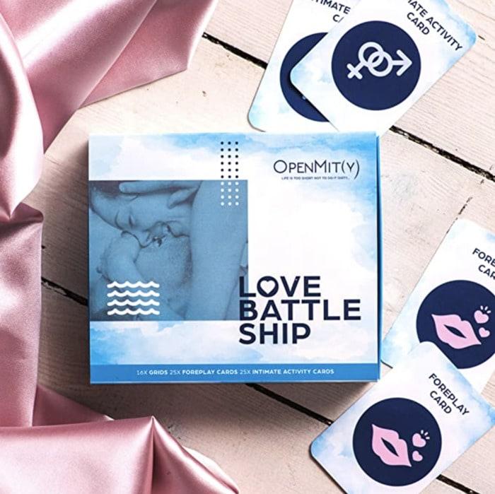 Sex Games for Couples - Love Battle Ship