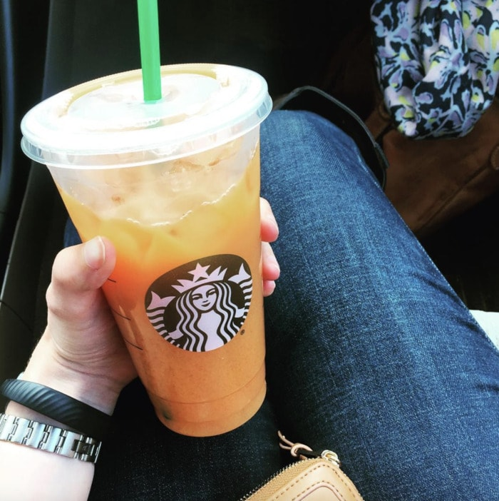 Starbucks Pumpkin Drinks - Pumpkin Juice