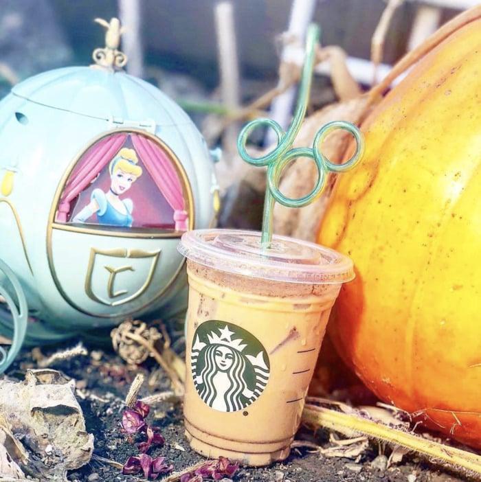 Starbucks Secret Menu - Cinderella Latte