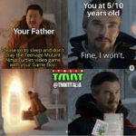 Fine I Won't Meme - TMNT