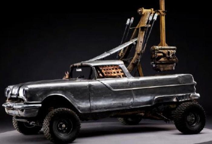 Mad Max Fury Road Cars - Pole Car