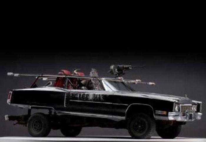 Mad Max Fury Road Cars - Caltrop
