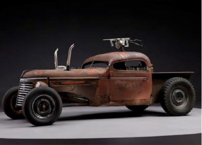 Mad Max Fury Road Cars - Buggy