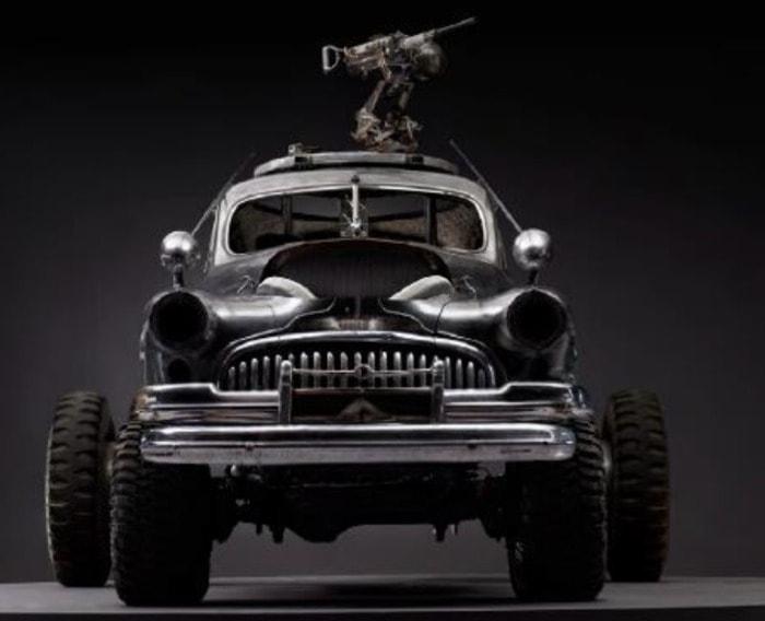 Mad Max Fury Road Cars - Buick Heavy Artillery