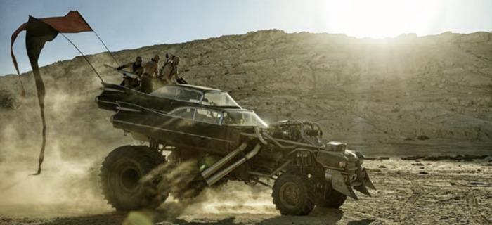 Mad Max Fury Road Cars - Gigahorse