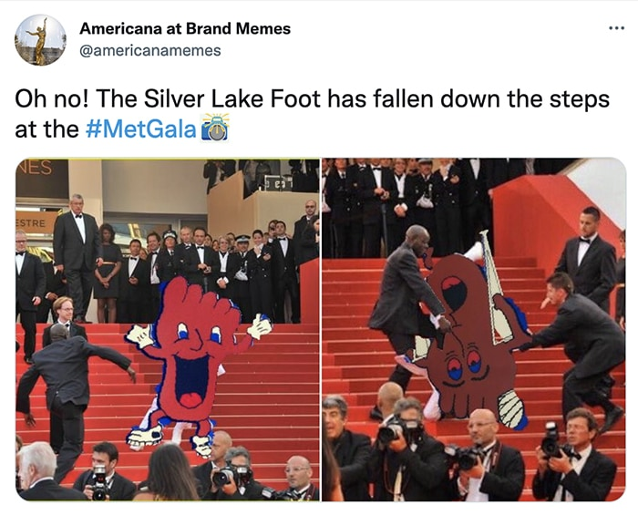 The 25 Best Met Gala 2021 Memes (So Far)- Let's Eat Cake