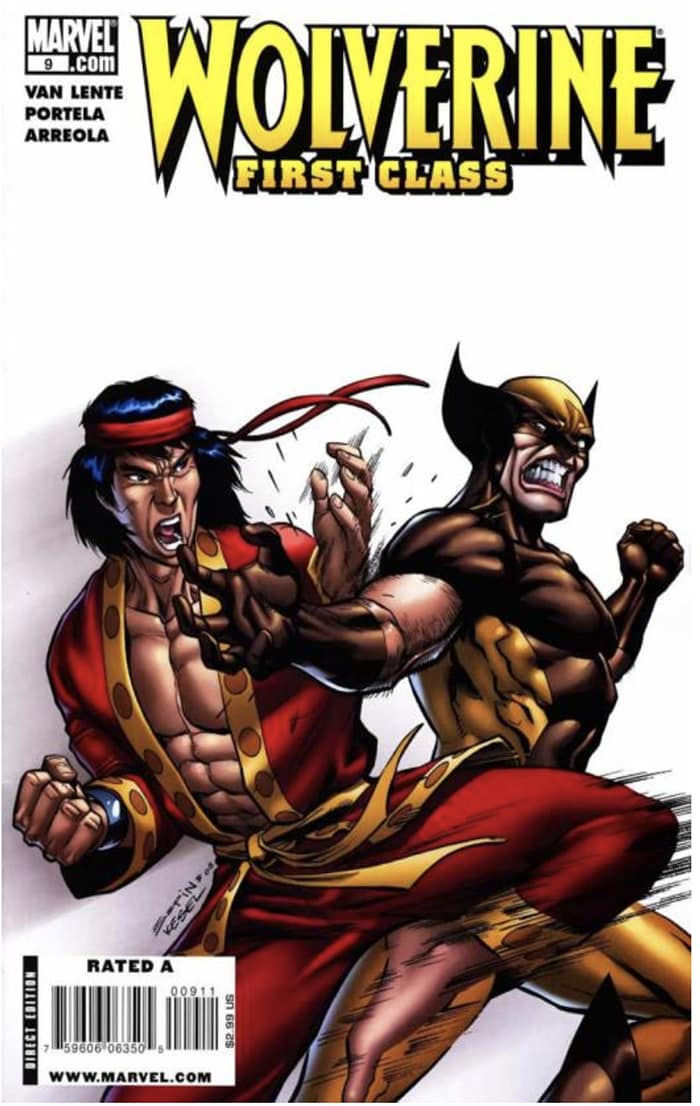 Shang Chi Facts - Wolverine Comic