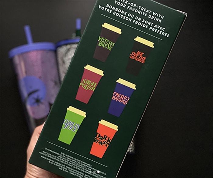 Starbucks Halloween Cups - Reusable Hot Cups
