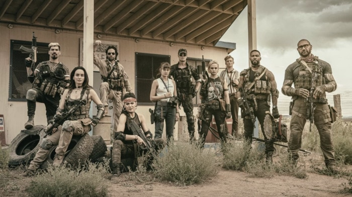 Best Horror Movies 2021 - Army of the Dead