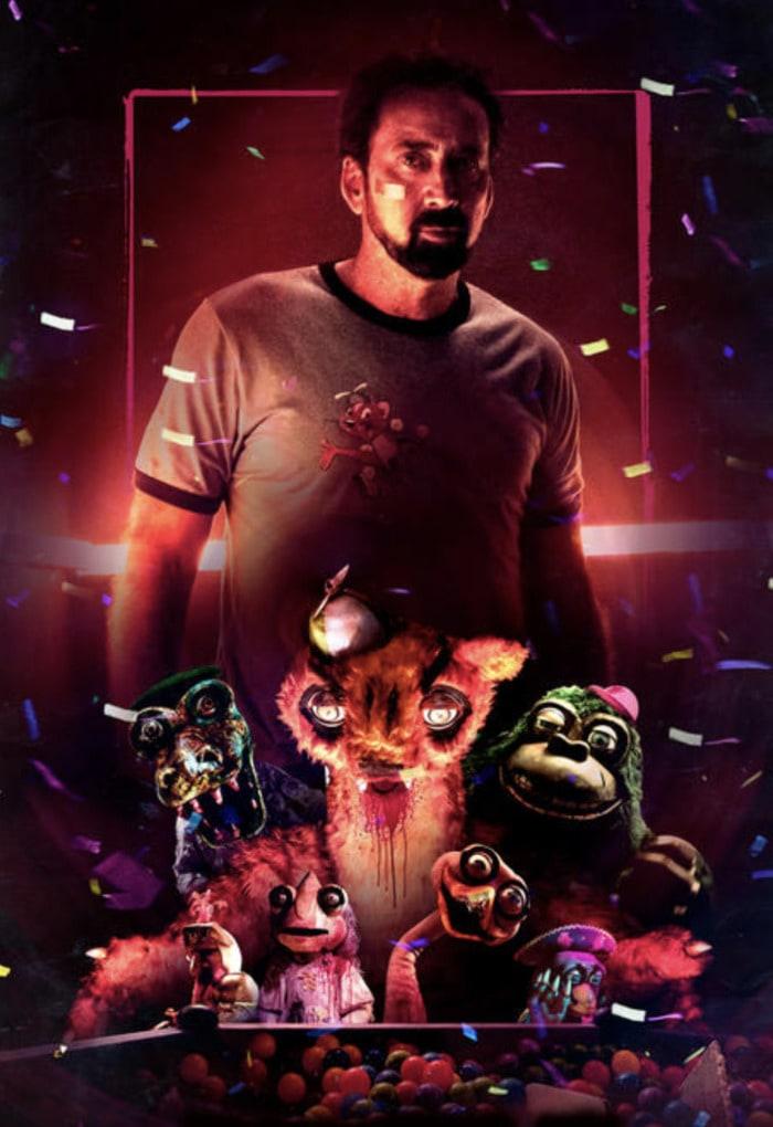 Best Horror Movies 2021 - Willy's Wonderland
