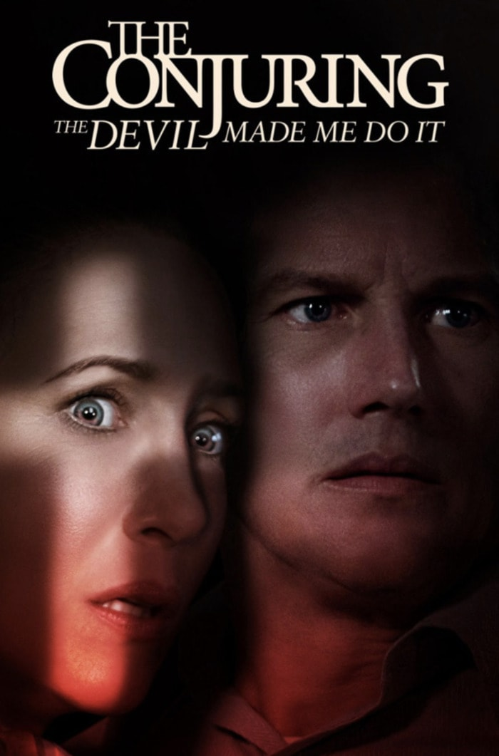 Best Horror Movies 2021 - Conjuring The Devil made me do it
