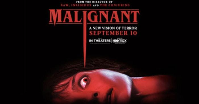 Best Horror Movies 2021 - Malignant