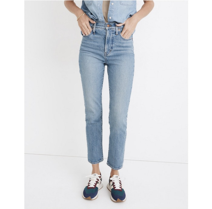Best Jeans for Women - Madewell Perfect Vintage