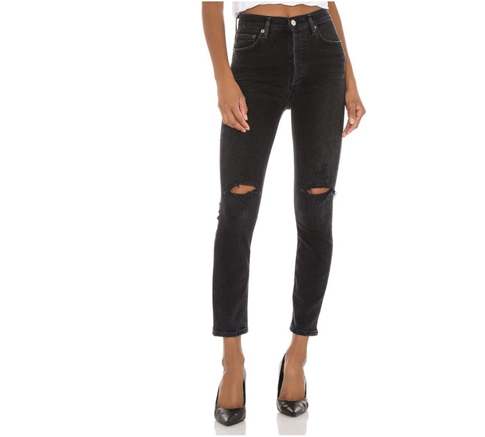 Best Jeans for Women - AGOLDE Nico High Rise
