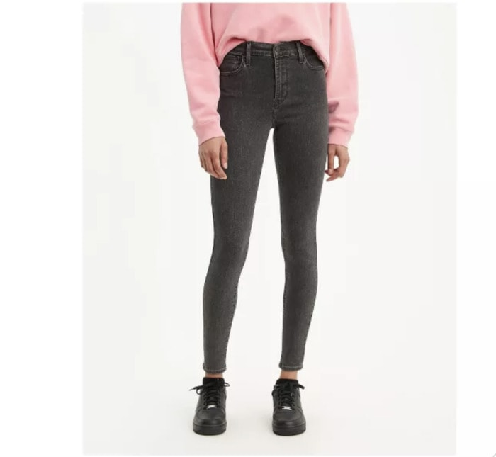 Best Jeans for Women - Levi's 720 High Rise Skinny