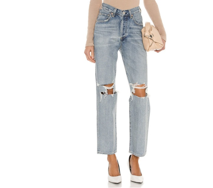 Best Jeans for Women - Citizens of Humanity Ellee Wide Leg