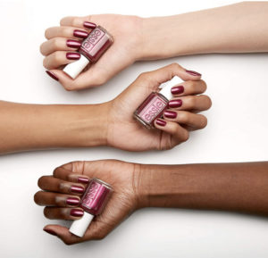 Burgundy Nail Polishes - Essie Without Reservations