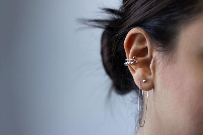 Cartilage Piercing - conch piercing