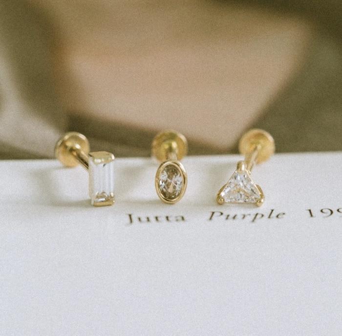 Cartilage Piercing - earrings