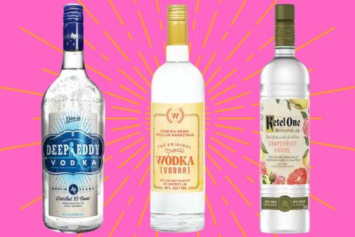 Cheap Vodkas