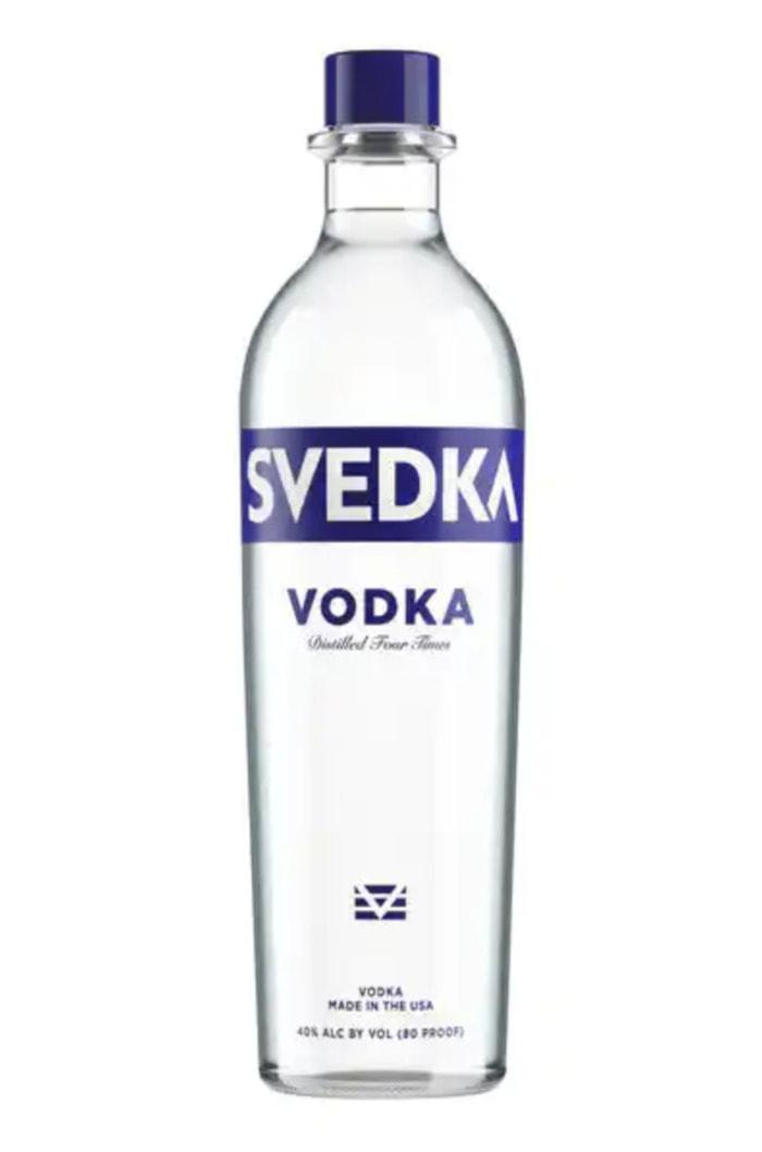 Cheap Vodkas - Svedka