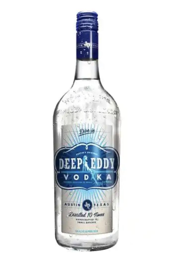 Cheap Vodkas - Deep Eddy