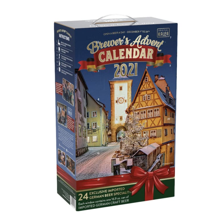 Costco's Beer and Wine Advent Calendars - Brewer's Advent Calendar