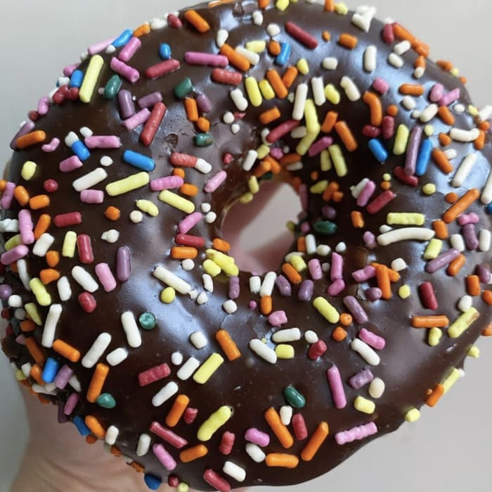 Dunkin Donuts Flavors - Chocolate Frosted