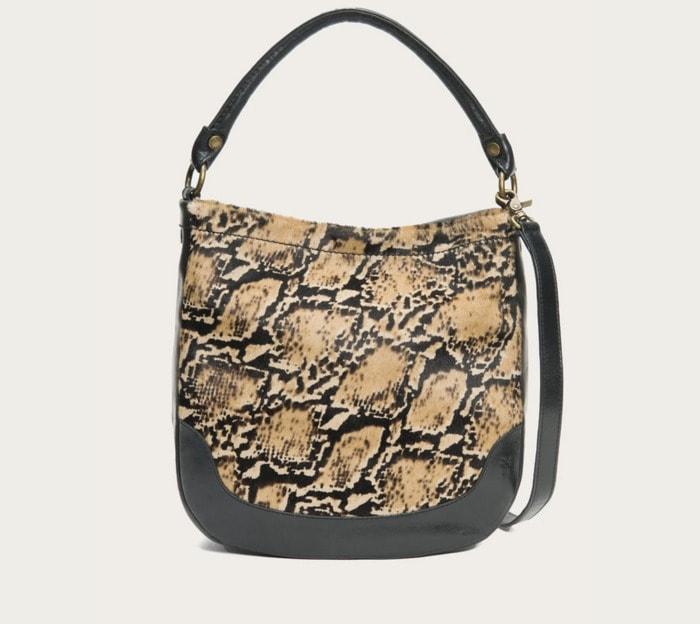 Fall Bags - FRYE Melissa Haircalf Hobo Bag