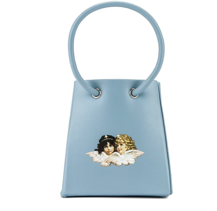 Fall Bags - Fiorucci Apple Leather Icon Mini Bag