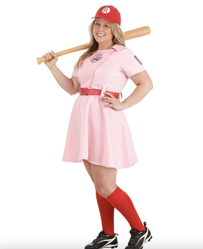 Group Halloween Costumes - A League of Their Own