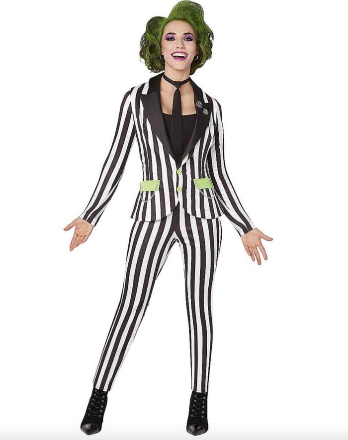 Halloween Costume Ideas 2021 - Beetlejuice