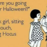 Hocus Pocus Memes - drunk girl costume