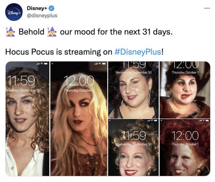 Hocus Pocus Memes - Phone backdrops
