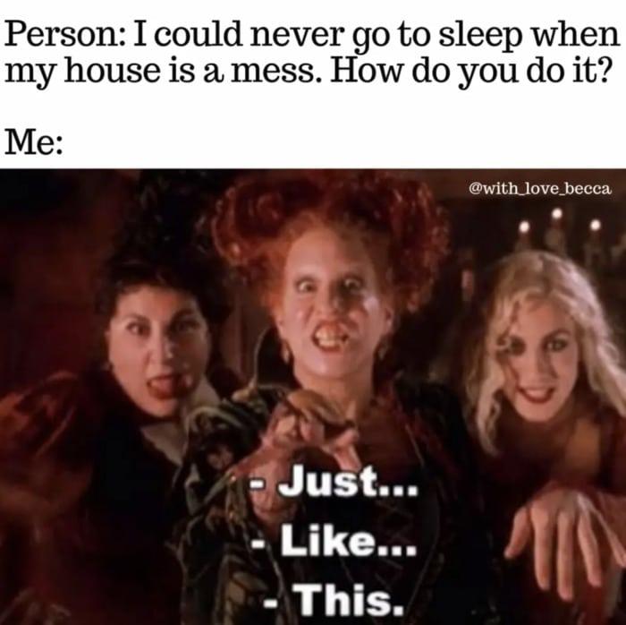 Hocus Pocus Memes - Just Like This