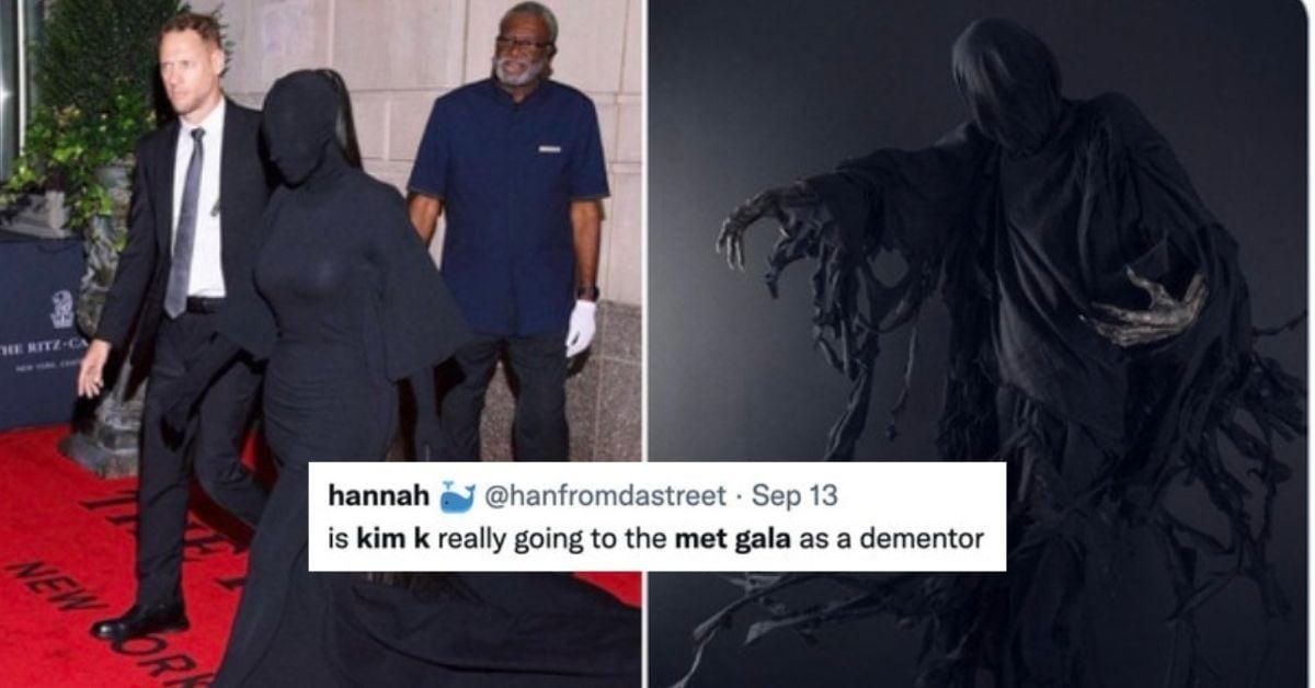 Kim Kardashian Met Gala Memes