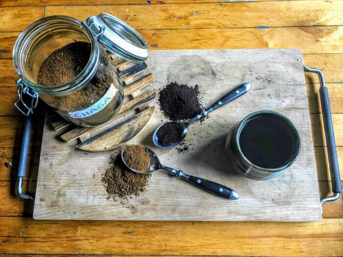 Mushroom Coffee - Chaga cup