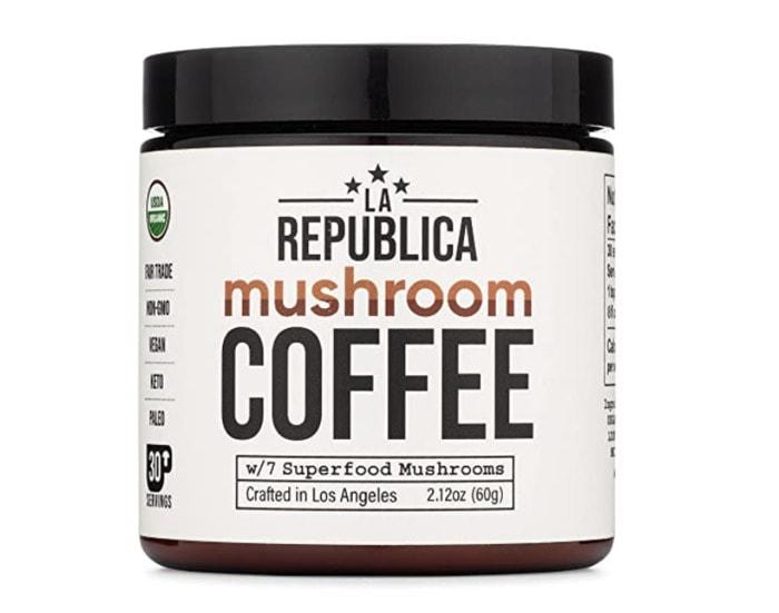 Mushroom Coffee - Republica