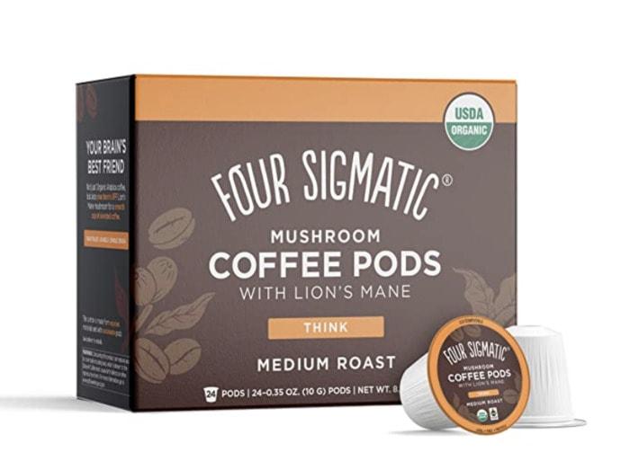 Mushroom Coffee - Four Sigmatic Keurig