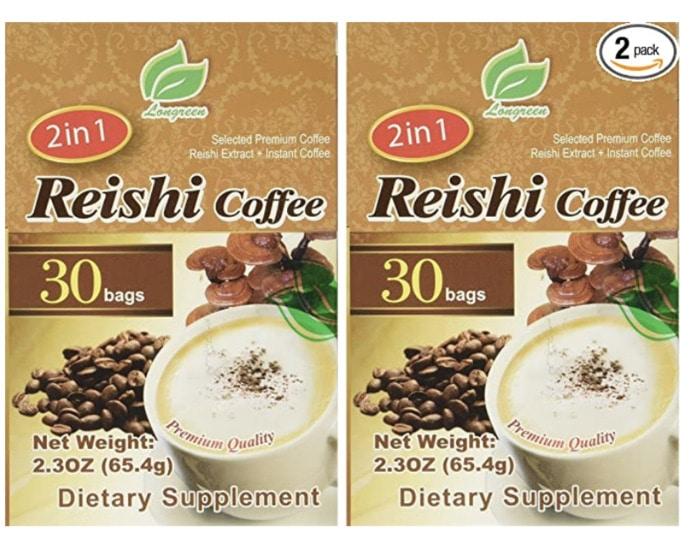 Mushroom Coffee - Reishi