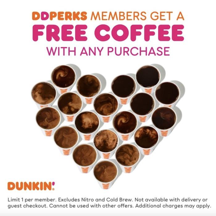 National Coffee Day - Dunkin'