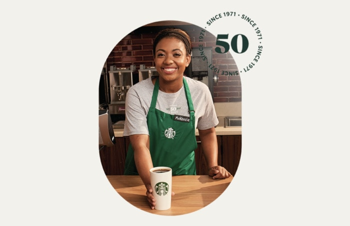 National Coffee Day - Starbucks