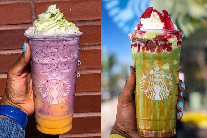 Starbucks Halloween Drinks