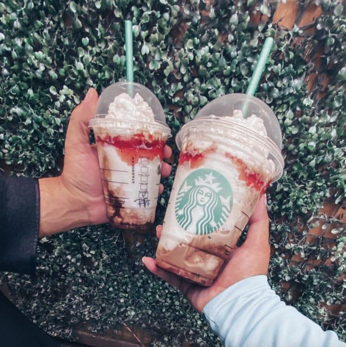 Starbucks Halloween Drinks - Frappula